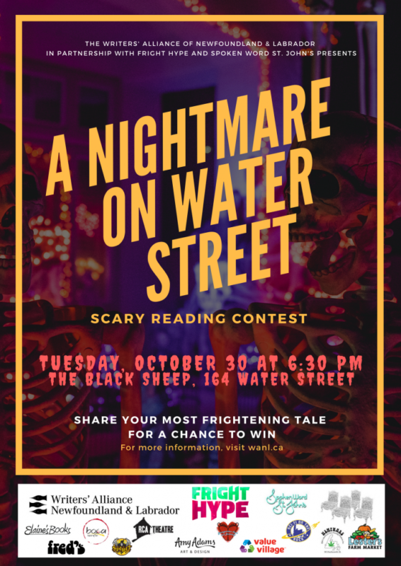 A Nightmare on Water Street
