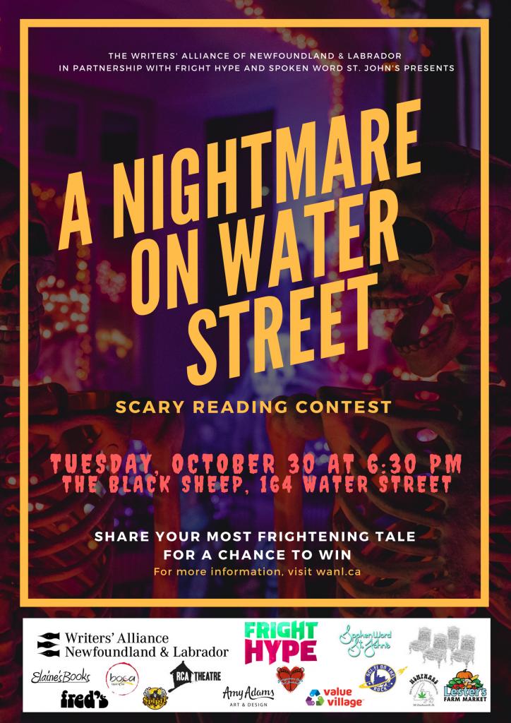A Nightmare on Water Street › WANL