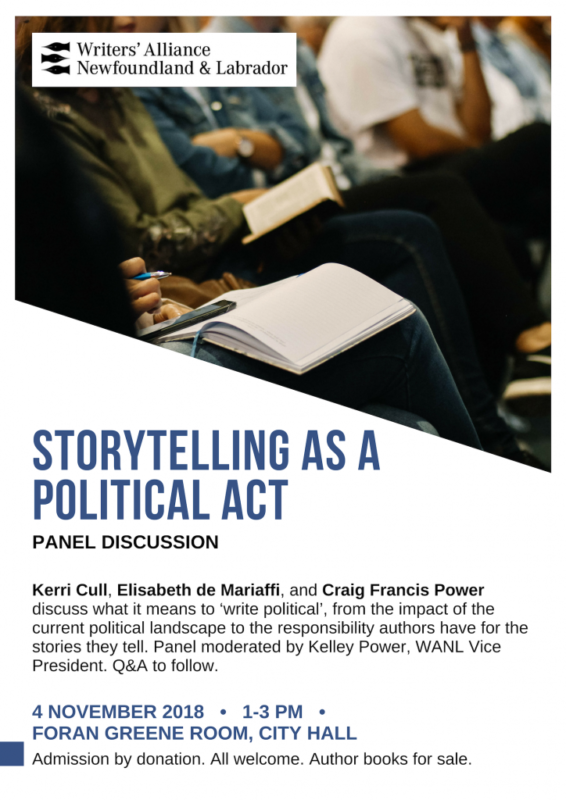 Storytelling as a Political Act